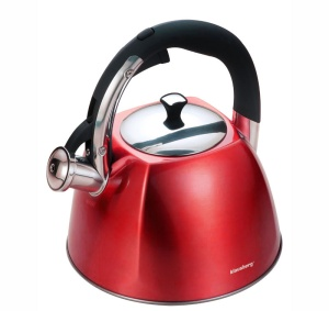 Stainless Steel Whistling Kettle 3.0L KLAUSBERG [KB-7258]