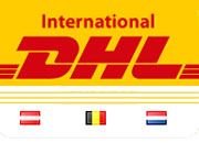 DHL - International shipping - DE and other EU