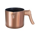 GARNEK DO MLEKA 1.2L GRANITOWY BERLINGER HAUS ROSE GOLD BH-1966