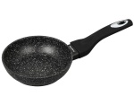 Frying Pan with non-stick Granite coating 18cm KLAUSBERG Marmo Gold [KB-7289]
