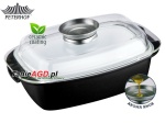Roaster / Oven-pan Ceramic 5.5L 33cm PETERHOF [PH-15705]