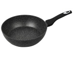 Frying Pan with non-stick Granite coating Deep 28cm KLAUSBERG MARMO GOLD Marmo Gold [KB-7294]