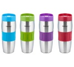 Insulated Thermal Mug QUICK STOP 380ml KINGHOFF KH-4171