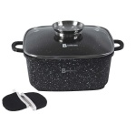 Roaster / Pot with Granite coating 6.5L 28cm BRUNBESTE | BB-1930