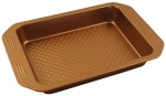 FORMA DO PIECZENIA SERNIK / TARTA NON-STICK 39CM KLAUSBERG COPPER | KB-7377