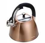 Stainless Steel Whistling Kettle 3.0L KLAUSBERG [KB-7202]