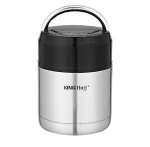 Lunch Thermos Steel KINGHOFF 0.65L [KH-4374]