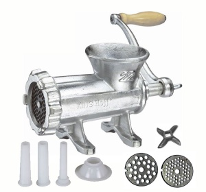 Cast Iron Meat Mincer #22 KINGHOFF KH-2211