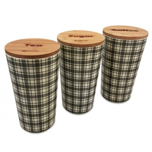 Kitchen Containers 3 pcs KASSEL no. 93555