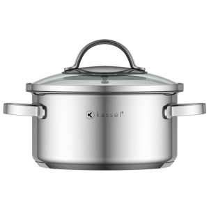 Pot KASSEL ALICE 3.2L / 20cm 18/10 [no.93005]