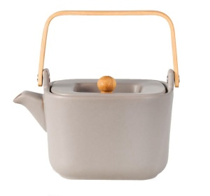 Ceramic Kettle for brewing Teapot Kettle 1.0L HUSLA HYGGE no. 73973