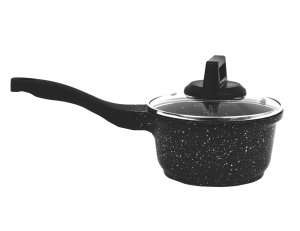 Casserole Pot with Granite coating 1.5L 16cm BRUNBESTE | BB-9816