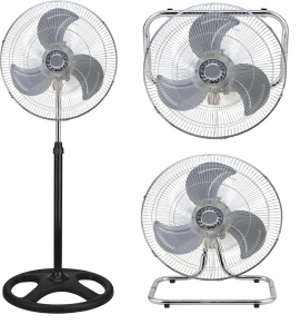 2 x Multifunctional fan 3 in 118 inches (45 cm) (2 pcs) VICTRONIC SF-4502