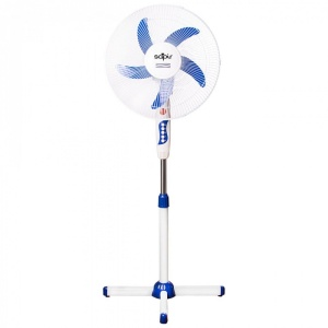 Floor Fan Ventilator (Standing) 40cm 45W SAPIR [SP-1760-B5] Blue