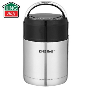 Lunch Thermos Steel KINGHOFF 0.8L [KH-4375]