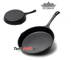 Frying Pan PETERHOF ŻELIWNA 26cm [PH-15753-26]