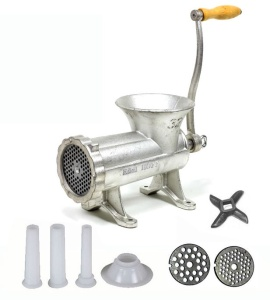 Cast Iron Meat Mincer #32 EDEL HOFF [EH-7204]