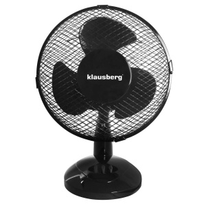 "9"" Desk fan 23cm 21W KLAUSBERG  KB-7473"