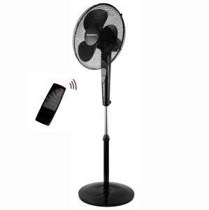"16"" Stand fan with remote & touch screen panel KLAUSBERG KB-7476"