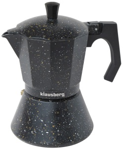 Espresso Coffee Maker ESPRESSO KLAUSBERG 300ml / 6 FILIŻANEK [KB-7159]