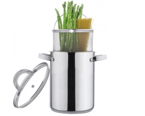 Pot for cooking asparagus and pasta 4.2L 16cm BRUNBESTE BB-2143