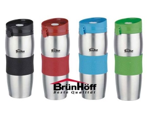 Thermal Mug QUICK STOP 380ml BRUNHOFF [BH-4420]