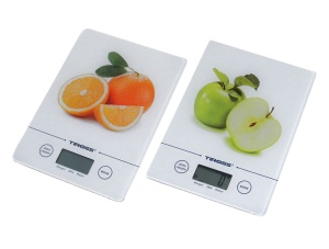 Kitchen Scale ULTRA-SLIM TIROSS [TS-1301]