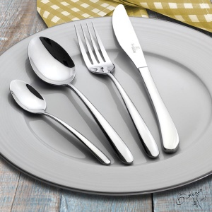 Cutlery Set BERLINGER HAUS 24 pcs (glossy) [BH-2152]