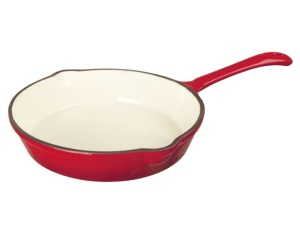 Cast Iron Frying Pan Enamel coated KINGHOFF 20cm [KH-2261]